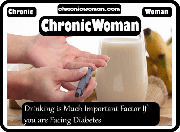 Drinking is Much Important Factor If you are Facing Diabetes