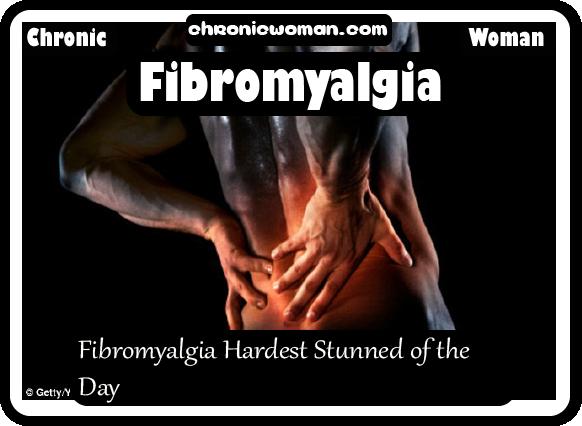 Fibromyalgia Hardest Stunned of the Day_2@2x