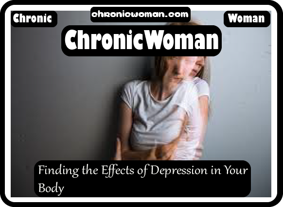 Finding the Effects of Depression in Your Body